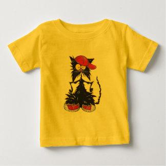 Cool Kat Hip Hop Baby T-Shirt