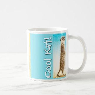 """""""Cool Kat!"""" Meerkat Mug"""