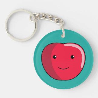 Cool Kawaii Tomato Keychain