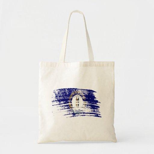 Cool Kentuckee flag design Tote Bag