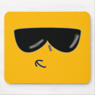 cool kev face mouse pad