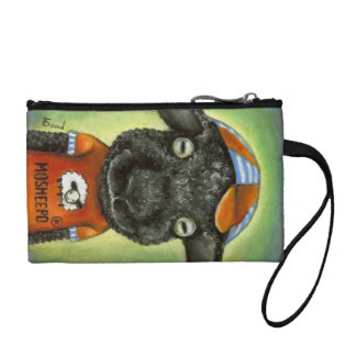 Cool kid in the city coin purse