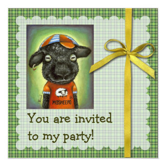 Cool Kid in the City Invitations