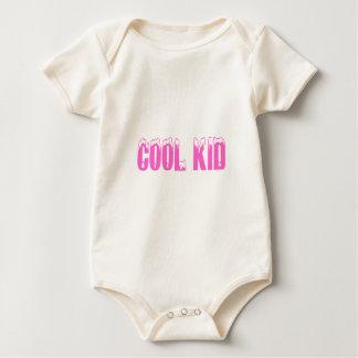 Cool Kid (Pink) Baby Bodysuit