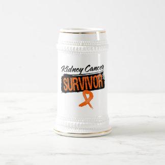 Cool Kidney Cancer Survivor Mug