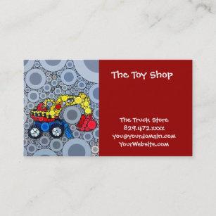 Toys Shop Business Cards Zazzle
