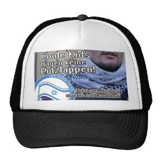 cool kids do not carry Palitucher cloth truc Trucker Hat