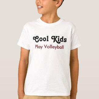 Cool kids Play volley ball T-Shirt