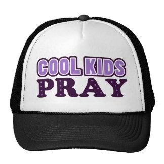 Cool Kids Pray Trucker Hat