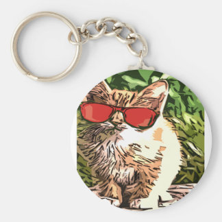 cool Kitten Keychains