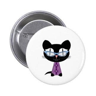 Cool Kitty Pins
