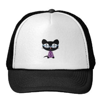 Cool Kitty Mesh Hat