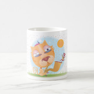 Cool kitty mug