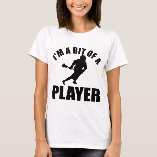 Cool Lacrosse design T-Shirt