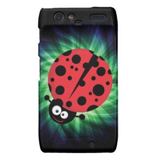 Cool Ladybug Droid RAZR Cover