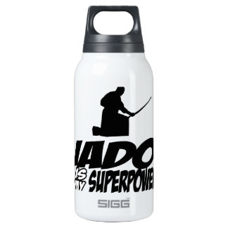 Cool LAIDO designs 10 Oz Insulated SIGG Thermos Water Bottle