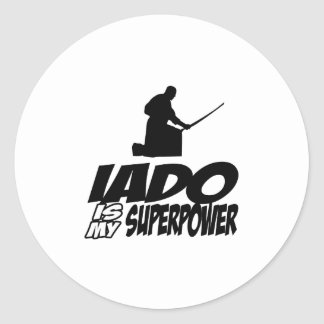 Cool LAIDO designs Classic Round Sticker