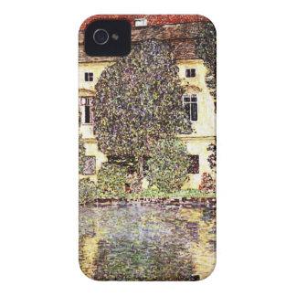 Cool landscape - Gustav Klimt iPhone 4 Cover
