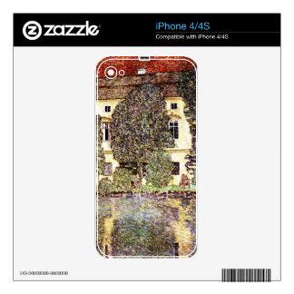 Cool landscape - Gustav Klimt Skin For The iPhone 4S