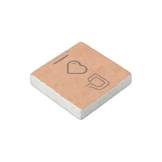 Cool Large Intestine Stone Magnet