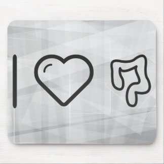 Cool Large Intestine Mouse Pad
