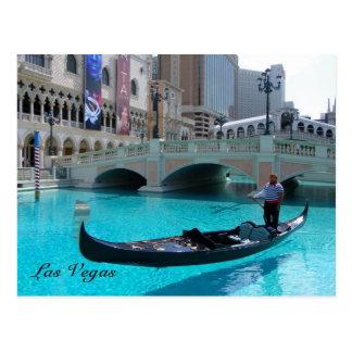 Cool Las Vegas Postcard