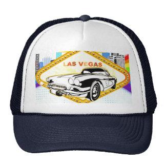 Cool Las Vegas vector Hat