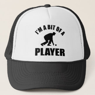 Cool Lawn bowling design Trucker Hat