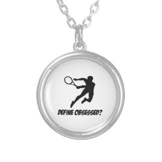 Cool lawn tennis Lovers Designs Pendant