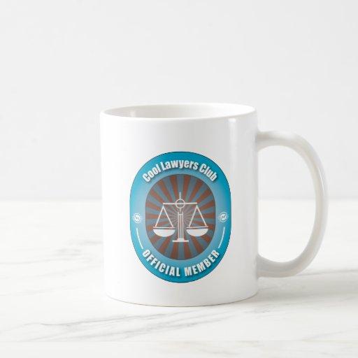 Cool Lawyers Club Coffee Mug