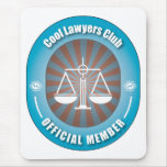 Cool Lawyers Club Mouse Mats
