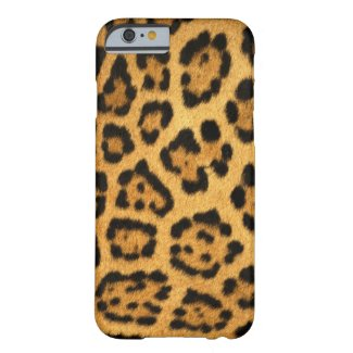 Cool Leopard pattern Barely There iPhone 6 Case
