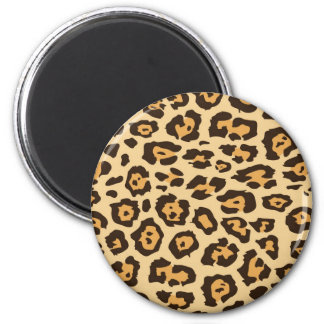 Cool Leopard Print Pattern Gifts for Her Magnet
