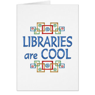 Cool Libraries Cards