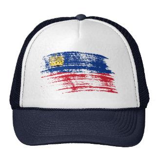 Cool Liechtensteiner flag design Trucker Hat