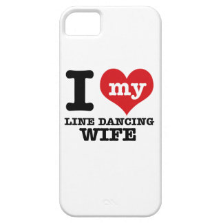 Cool Line Dancing designs iPhone SE/5/5s Case