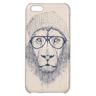 Cool lion case for iPhone 5C
