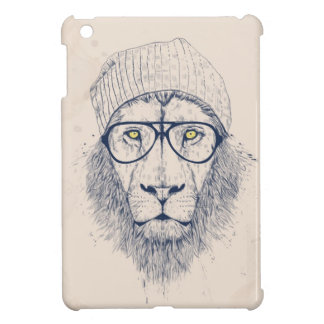 Cool lion iPad mini cover