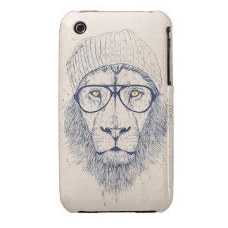 Cool lion iPhone 3 Case-Mate case