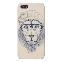 Cool lion iPhone 5 case