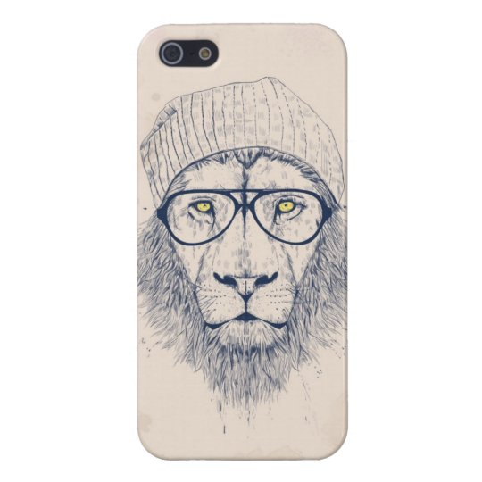 Cool lion iPhone SE/5/5s case
