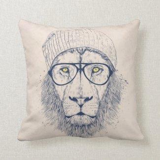 Cool lion pillows