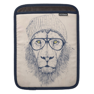 Cool lion sleeve for iPads