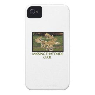 cool Lions designs iPhone 4 Case