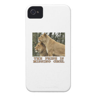 cool Lions designs iPhone 4 Cover