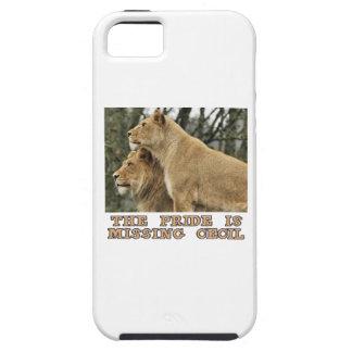 cool Lions designs iPhone SE/5/5s Case