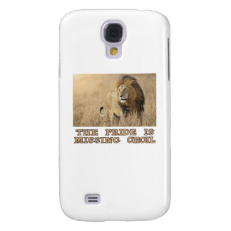 cool Lions designs Samsung Galaxy S4 Case