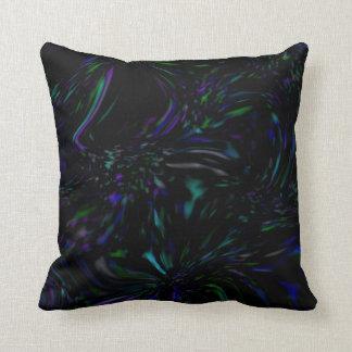 cool liquify throw pillow