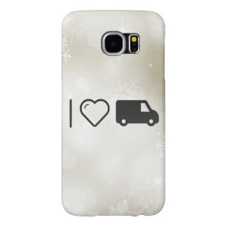 Cool Logistics-Delivery Samsung Galaxy S6 Cases