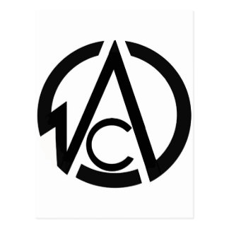 Cool Logo / design Postcard